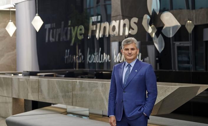 Türkiye Finans ilk çeyrekte 37,4 milyar lira fon kullandırdı