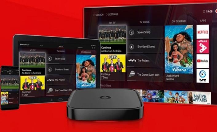 Vodafone tv'nin aktİf kullanıcı sayısı %30 arttı
