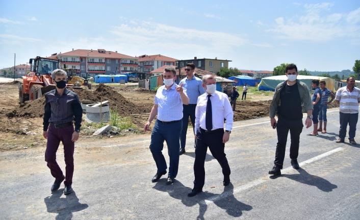 """Başkan İshak Sarı; """"Kentimize Değer Katacak Projeler İçin Çalışıyoruz"""" dedi"""