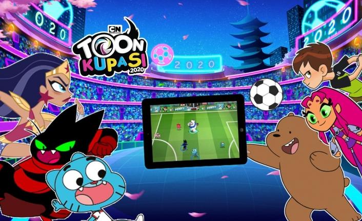 Cartoon Network'ün Toon Kupası Başladı!