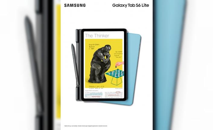 Samsung Galaxy cihazlar ile öğrenmenin yaşı yok!