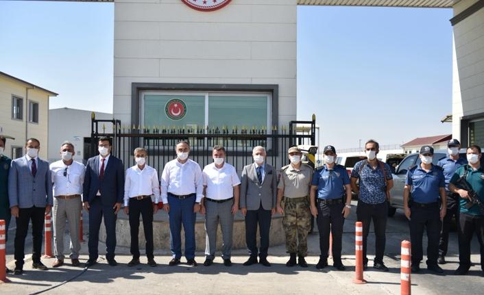 Başkan Sarı'dan, Şahin ve Soytürk'e Teşekkür Ziyareti
