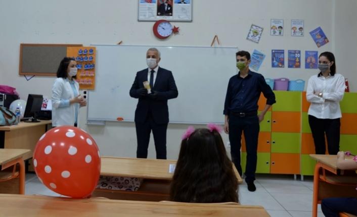 Başkan babaoğlu'ndaneği̇ti̇me ballı destek