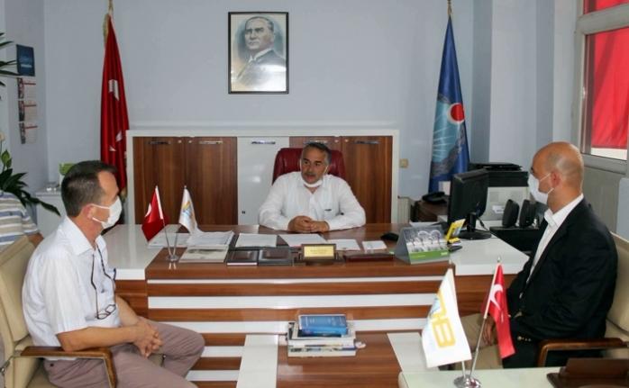 Başkan Karakullukçu'dan Zabıta Müdürlüğüne Ziyaret