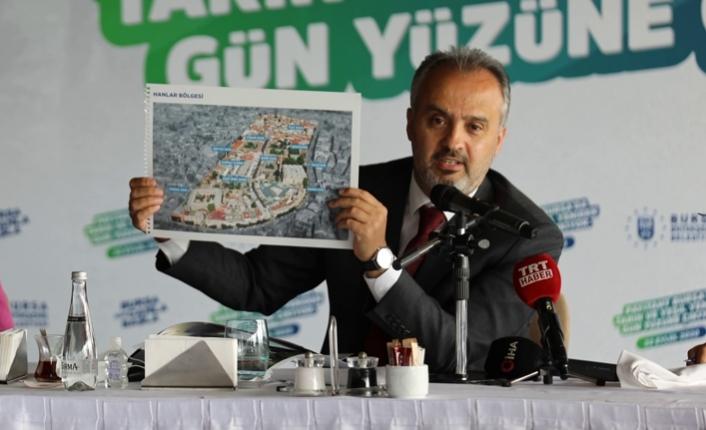 Bursa'da tari̇hi̇ dönüşüm başladı