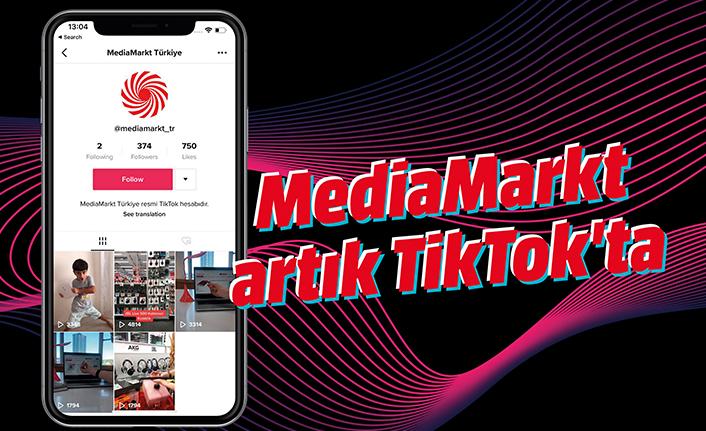 MediaMarkt Türkiye şimdi de TikTok'ta!