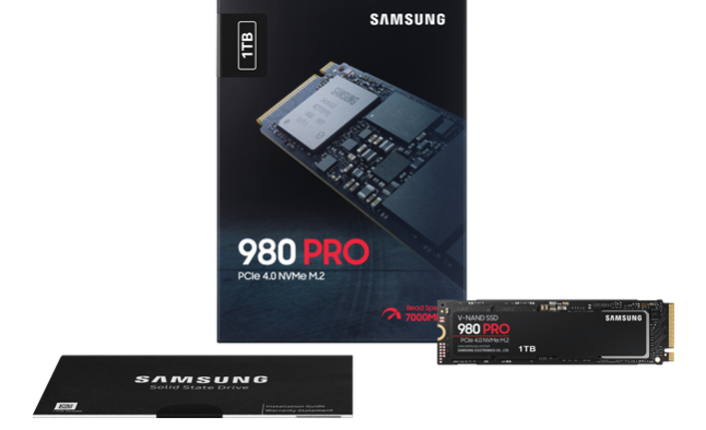 Samsung 980 PRO ile oyun ve yüksek donanımlı bilgisayarlarda üst seviye SSD performansı!