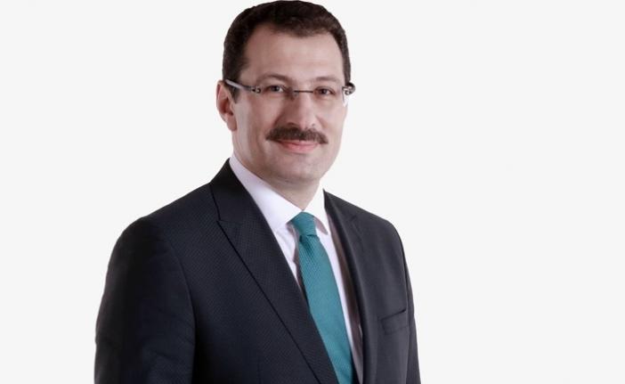AK Parti Genel Başkan Yardımcısı Yavuz sosyal medya hesabından duyurdu