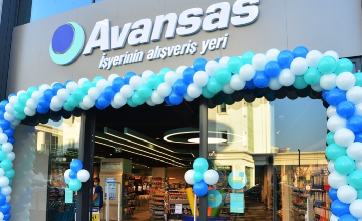 Avansas ilk 2 mağazasını İstanbul'da hizmete açtı