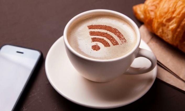Bi̇r Kahve Satarken Si̇ber Suç Sahi̇bi̇ Olmayın!