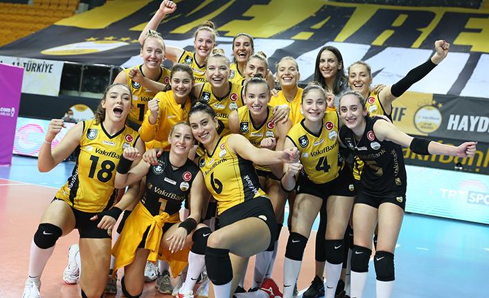 VakıfBank, Şampiyonlar Ligi'nde sahne alıyor