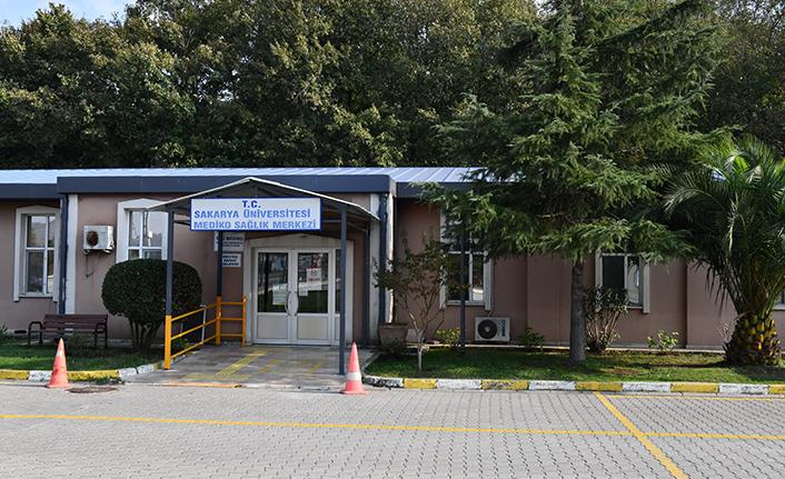Sakarya Üniversitesinde Covid-19 Antikor Testleri Başladı