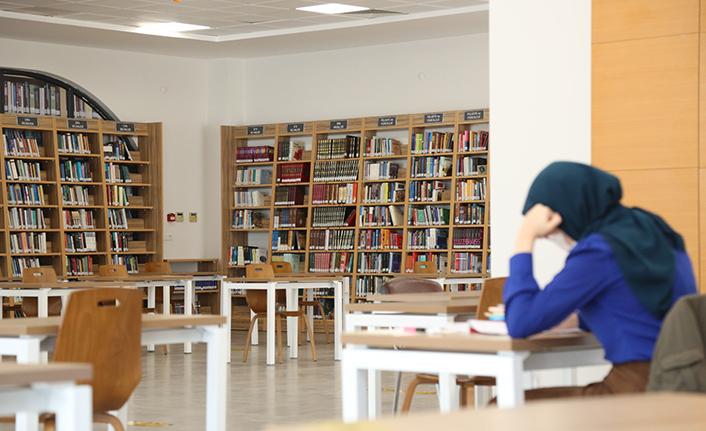 Alemdar Kütüphane Haftası'nı Kutladı