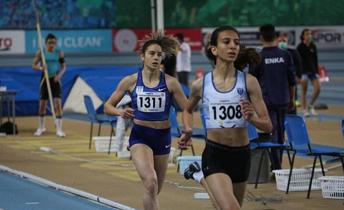 Atletizmde Sakaryalı Öğrencilerin Büyük Başarısı