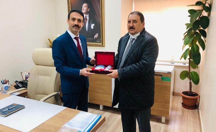 Maarif Müfettişi Mehmet Becan emekli oldu