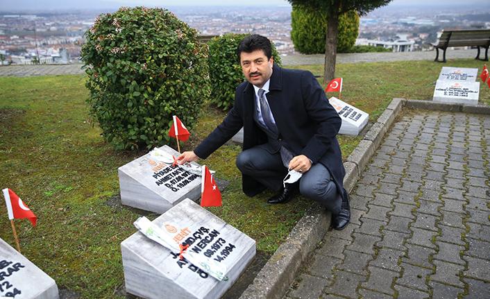 Rektör Sarıbıyık'tan 18 Mart mesajı