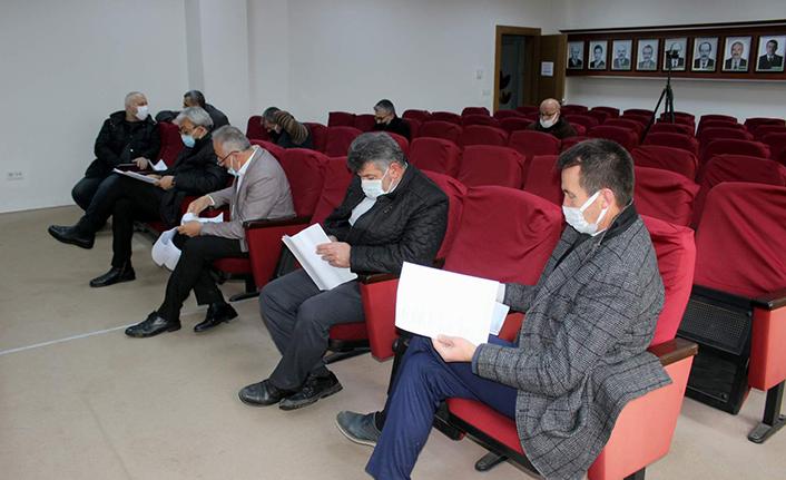 Arifiye Belediyesi Nisan Ayı Olağan Meclis Toplantısı Yapıldı