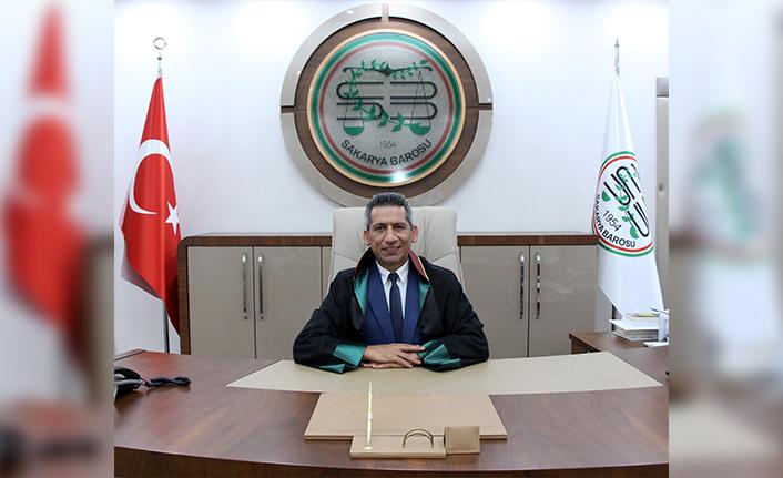 Baro Başkanı Abdurrahim Burak'ın 1 Mayıs mesajı