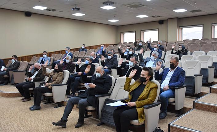 Erenler'de Nisan ayı meclisi gerçekleşti