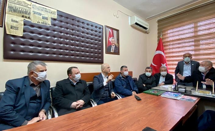 Serbes: Belediye bütçesinde muhtarlarında payı olmalı