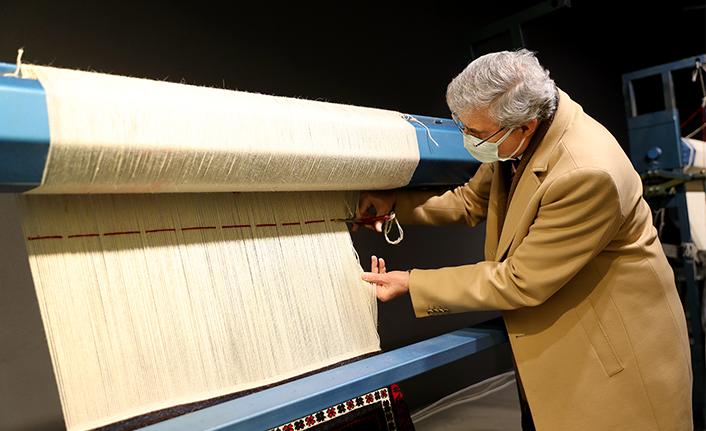 Yağcıbedir el dokuma halıları istihdamı artıracak