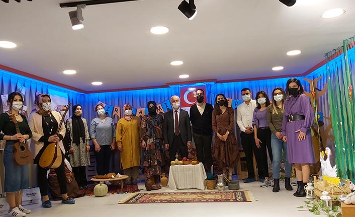Anadolu Masalları Projesi Karasu'da Hayat Buldu