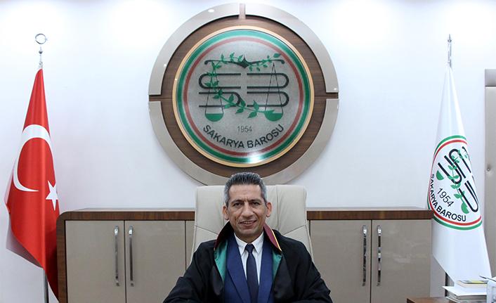 Baro Başkanı Abdurrahim Burak'ın Ramazan Bayramı mesajı