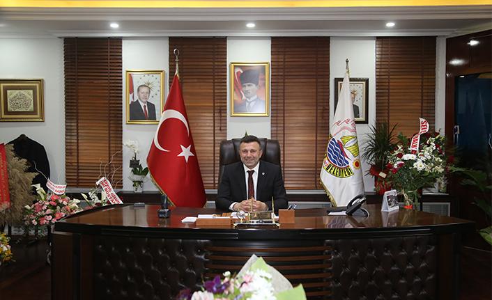 Başkan Özen'den Ramazan Bayramı Mesajı
