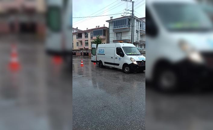 Büyükşehir Saski ekipleri temizlik çalışmalarını sürdürüyor