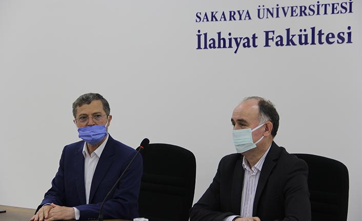 İlahiyat Fakültesi Vakfı Mütevelli Heyeti Toplantısı Gerçekleştirildi