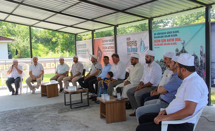 Ferizli'de Geleneksel Arefe Günü Programı Gerçekleştirildi