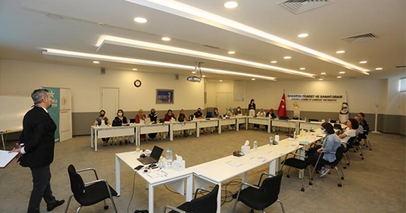 SATSO'da Girişimci Kadınlara Kooperatifçilik Eğitimleri Başladı