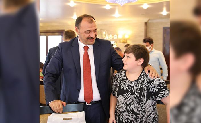 Şehit Ailelerimiz, Gaziler ve Yakınları Onuruna Yemek Programı Düzenlendi