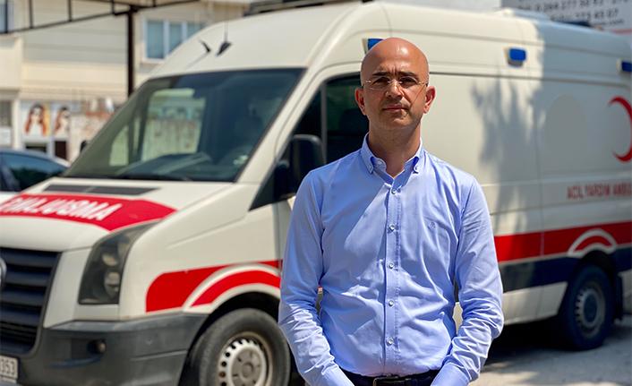 Serbes: Halkı mağdur eden ilçe hastanelerindeki eksiklikler acilen giderilmeli