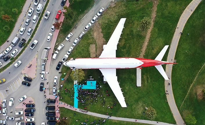 Büyükşehir Uçak Kıraathanesi şehrin hatıra merkezi olacak