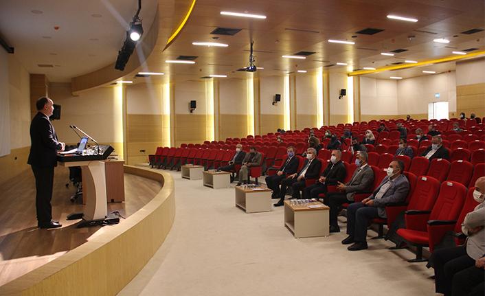 SAÜ'de 'Beliren Yetişkinlerde Din Tasavvuru' Çalıştayı Gerçekleştirildi