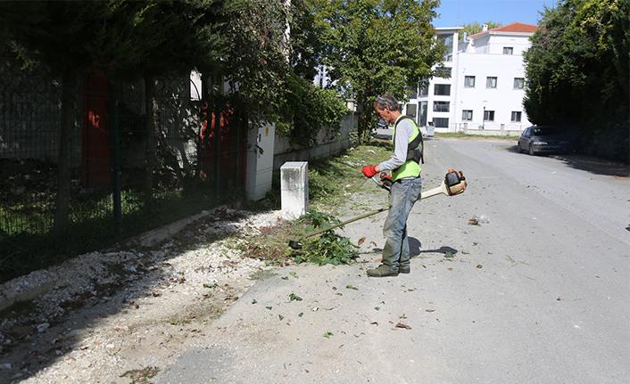 Serdivan'da Okul Çevrelerine Düzenleme