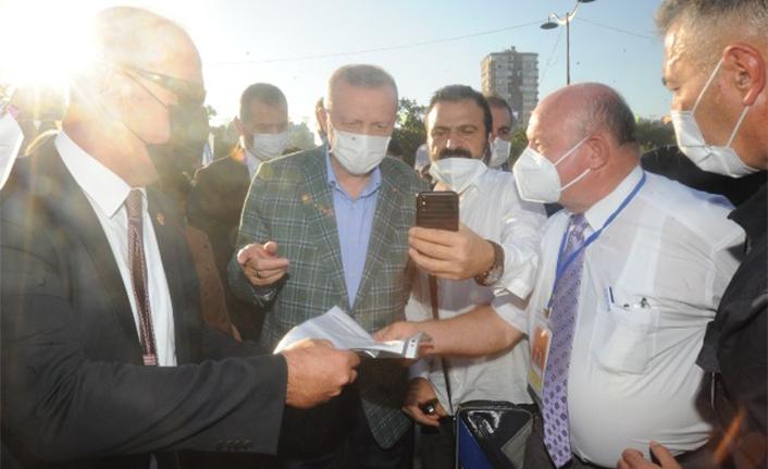 TGF. Cumhurbaşkanı Erdoğan'dan yerel medyaya destek istedi