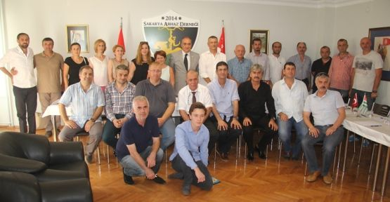 Abhaz Federasyonu Sakarya'da toplandı