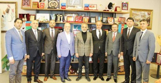 """Abhazlar'dan Ankara'ya """"Evet"""" çıkarması"""