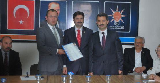 Ahmet Acar yeniden
