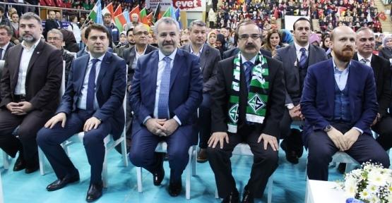 Coşkun; Erdoğan'la görüştü