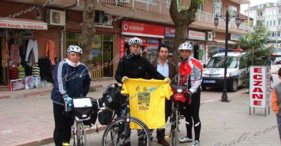 Dünyamız Çöl, Geleceğimiz Yok Olmasın Bisiklet Turu