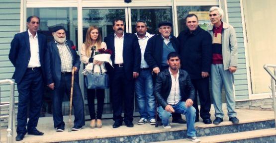 Erzurumlular Derneği Huzurevini ziyaret etti