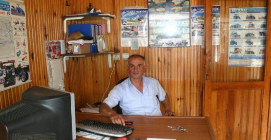 Fındık Düştü Traktör Satışı Arttı