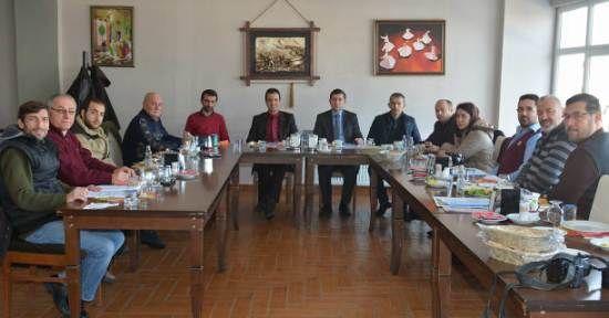 """Gürçam """"10 Ocak çalışan Gazeteciler Gününü Kutladı"""""""