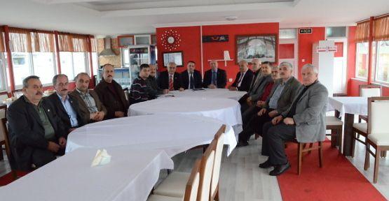 Koordinasyon kurulu Kocaali'de toplandı