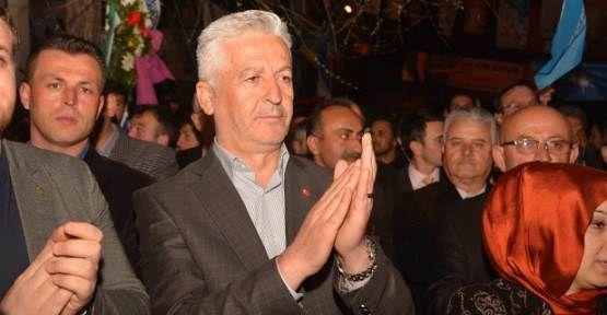 Mehmet İspiroğlu'ndan Kongreye Davet.