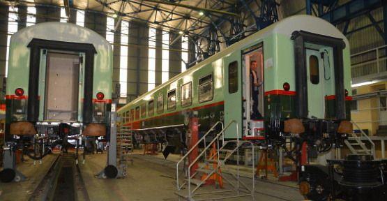 Milli Tren Projesinde Sona Yaklaşıldı