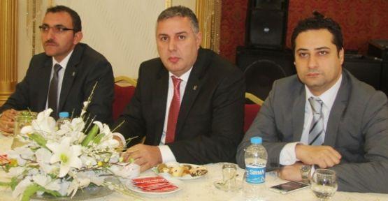 Erdal Yıldırım; Ak Parti Erenler Belediye Aday Adaylığına başvurdu